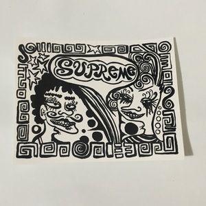 Other - Supreme Fw18 Sticker